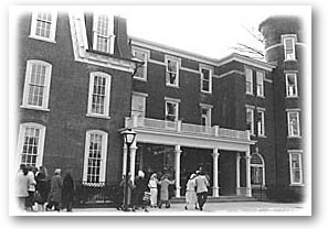 image of Stephens College, founded Phi Theta Kappa
